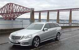 Mercedes E- Class Estate Car