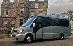 Luxury Mercedes Benz 16 Seater Coach