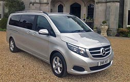 Mercedes V Class People Carrier