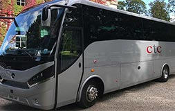 37 Seater Coach Hire
